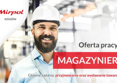 Pracownik magazynu