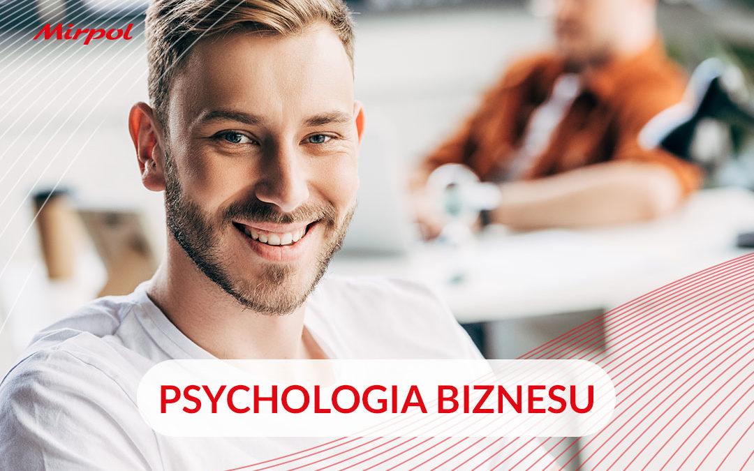 psychologia biznesu