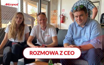 Rozmowa z Emilem Dudzikiem, CEO Mirpol – polskiego lidera w branży importu mebli i akcesoriów do domu i ogrodu