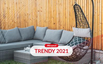 3 trendy projektowania ogrodów w 2021